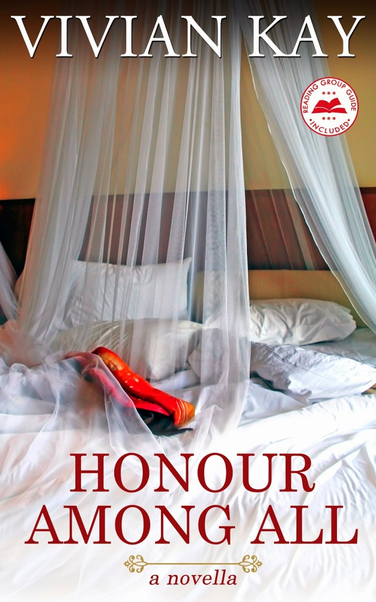 HonourAmongAll-Book Cover